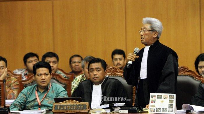 UPDATE Napas Lega Pihak KPU: Laksana Dalil Pemohon Tak Terbukti Usai Keterangan Ahli di MK