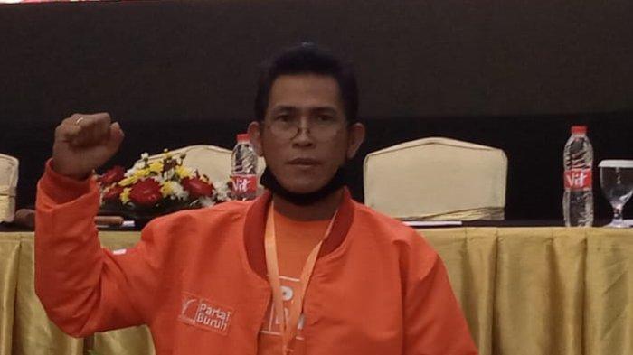 Partai Buruh Deklarasi, Adri Kereh Kans Ketua DPW Partai Buruh Sulut