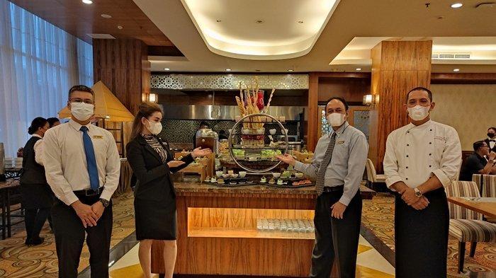 Bukber di Swiss Belhotel Maleosan Manado, Menu Nusantara Plus Takjil, Rp 110 Ribu Nett per Orang