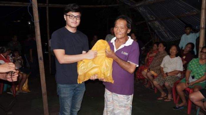 AJP Terus Bawa Bantuan Bagi Korban Bencana di Manado