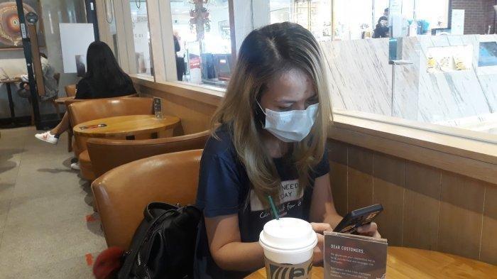 Sosok Jane, agen rahasia dari detektif angel saat ditemui TribunJakarta.com pada Kamis (25/2/2021)