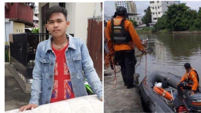 5 FAKTA Hilangnya Agli Tambengi Cowok yang Hanyut di Jembatan Mahakam, Awalnya Sudah Diingatkan Tapi