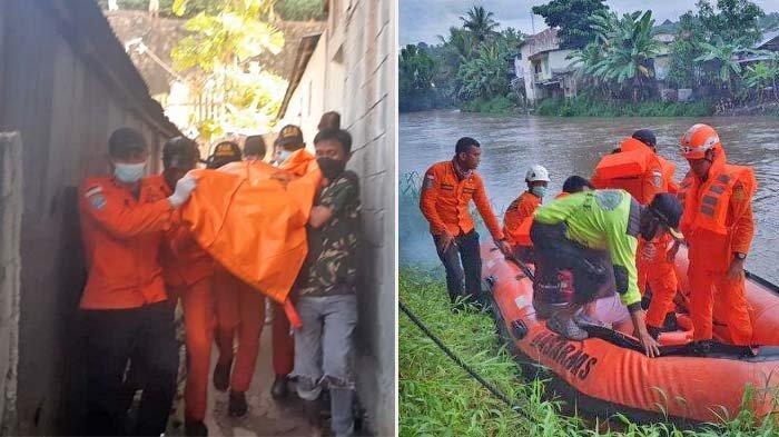 BREAKING NEWS, Jenazah Aguero Ditemukan di Perairan Minut, Dilaporkan Hilang di Selokan Paal Dua