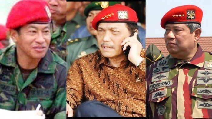 4 Tokoh Penerima Gelar Jenderal Kehormatan Bintang 4, Jadi Presiden hingga Kepercayaan Jokowi