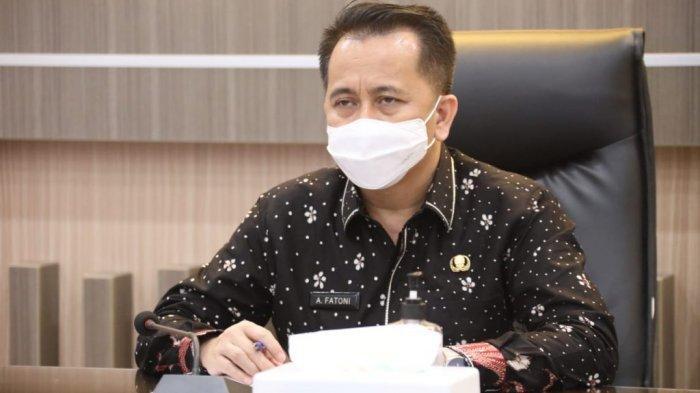 Pjs Gubernur Agus Fatoni Ucap Salam Perpisahan di Gedung Cengkih