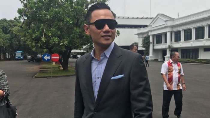 Ke Istana, AHY: Keluarga Besar Demokrat Berharap Kehadiran Presiden Jokowi di Rapimnas