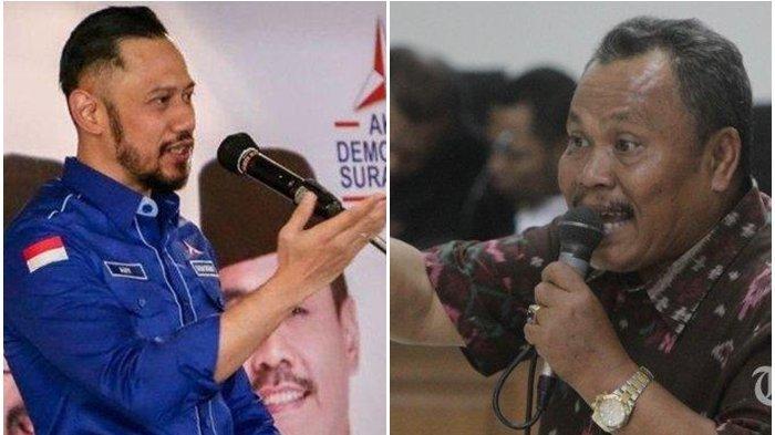 Sosok Jhoni Allen Marbun, Dipecat Karena Dukung Gerakan Pengambilalihan Partai Demokrat, Ini Profil
