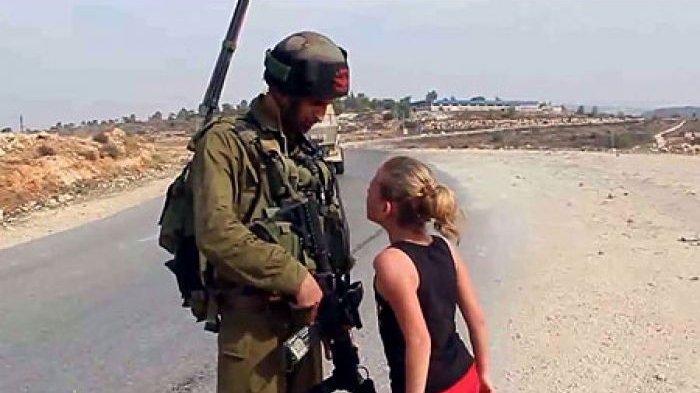 Kisah Ahed Tamimi, Gadis Palestina yang Tampar Dua Tentara Israel, Dipuji Masyarakat Internasional