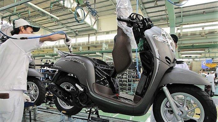 AHM Segarkan Tampilan All New Honda Scoopy, Makin Stylish dan Fashionable