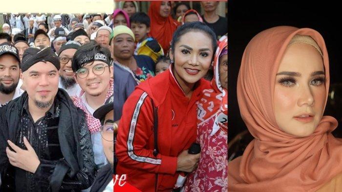 Minus Mulan Jameela, Berikut Daftar Artis Tanah Air Disahkan KPU Jadi Anggota DPR, 7 Pria & 6 Wanita