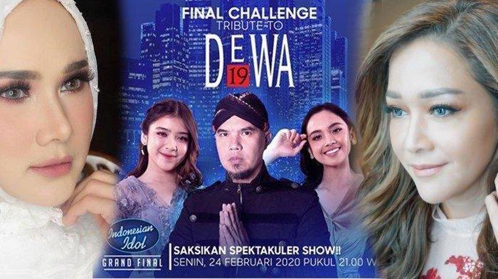 Ini Tanggapan Mulan Jameela saat Lihat Keakraban Ahmad Dhani & Maia Estianty di Indonesian Idol