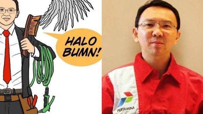 PKS Singgung Menteri BUMN: Seolah Tidak Ada Anak Bangsa yang Lebih Bersih dan Cakap Selain Ahok