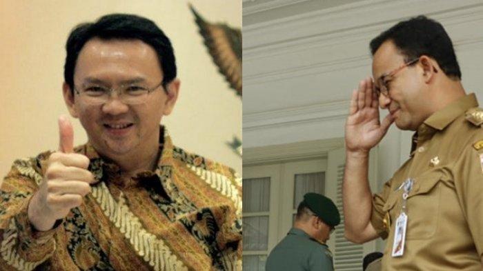 Ahok Angkat Jempol Kinerja Anies Baswedan Saat Pimpin DKI Jakarta: Kayak di Washington