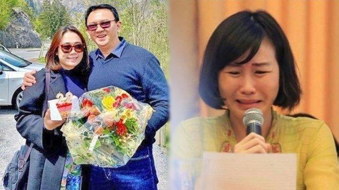 Ahok Buka-bukaan: Saya Cerai karena Ingin Menikahi Puput Nastiti, Veronica Tan Tak Akui Kesalahannya
