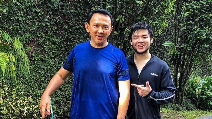Nicholas Sean Disuruh Ahok Ikut Kebaktian Meski Mengantuk, Link Live Streaming Langsung Dikirim
