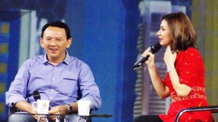 Ditanya Najwa Shihab soal Keputusan Jokowi, Ahok: Kalau Saya Ketemu, Saya Kritik