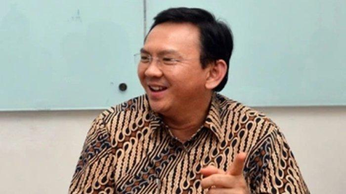 Ahok 'Ketawa Aja' Dengar Dirinya Saingi Anies Pilgub DKI Jakarta Mendatang, Populer Usai Disurvei