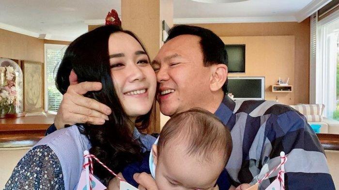Bak Petir di Siang Bolong, Puput Nastiti Devi Menangis Tahu Kena Covid-19 Saat Hamil Anak Kedua Ahok