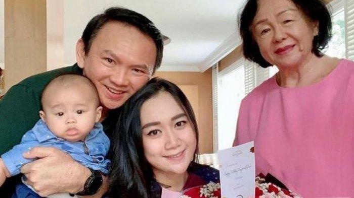 Cerita Puput Nastiti Devi Saat Dilamar oleh Ahok, Mau Nggak Jadi Bini Gue?