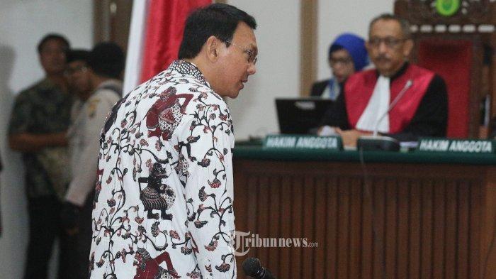 Marwan Batubara Sebut Ahok Korupsi dan Tuduh KPK Bela BTP: Bukti Ada di BPK, Lembaga Pembela Ahok