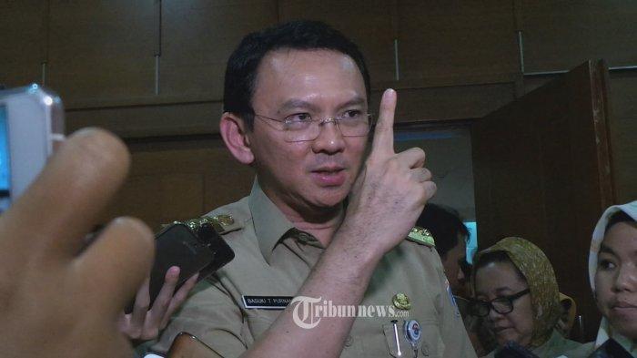 Ahok Saat jadi Gubernur DKI Jakarta