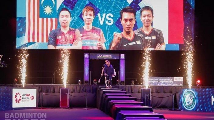 Hasil Singapore Open 2019 - Ahsan/Hendra Gagal Juara, 3 Game Dramatis