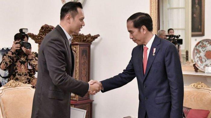 Tak Dipilih Jadi Menteri Jokowi, AHY Tulis Unggahan Mendalam: Mohon Berkenan Dengarkan Suara Hati