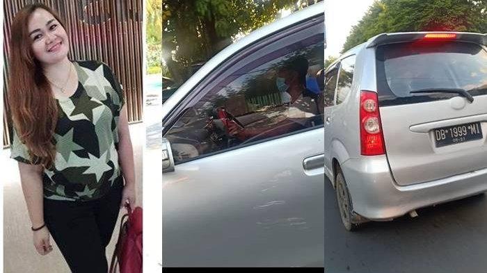 Pulang Liputan di Kantor Gubernur Sulut, Mobil Wartawan Cantik Ditabrak dari Belakang, Pelaku Lari