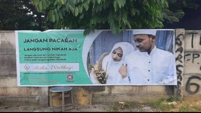 Aisha Wedding Organizer, Layani Pernikahan Poligami dan Nikah Muda Usia 12 Tahun, KPAI Lapor Polisi