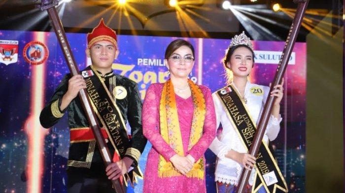 Daftar PemenangToar-Lumimuut, Bupati Paruntu: Promosikan Semua Potensi Daerah