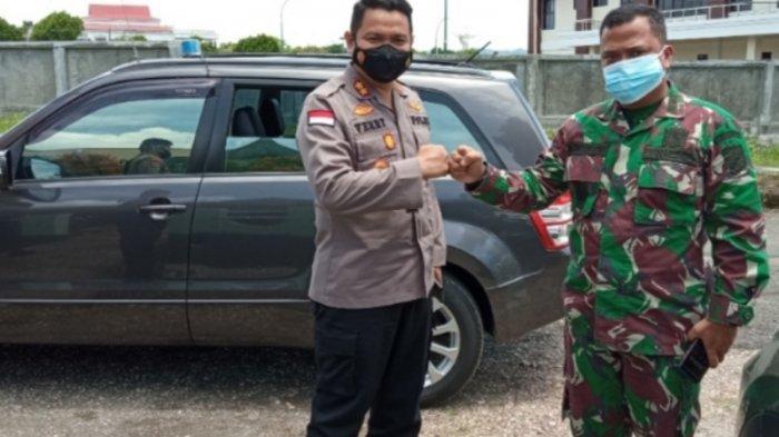 Perkuat Pengamanan di Talaud, TNI Polri Terus Jalin Sinergitas