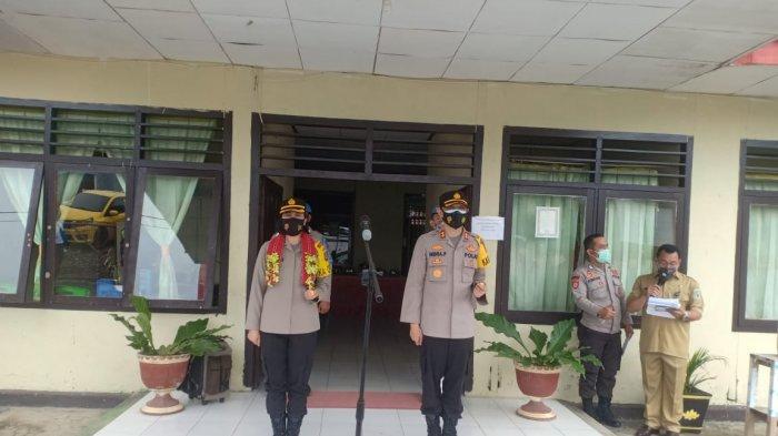 Dukung Program 100 Hari Kerja Kapolri, Polres Bolmong Bakal Tingkatkan Pelayanan Publik