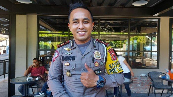 Himbauan Tertib Berlalulintas Tak Henti-Henti Digalakkan Kepolisian di Bitung