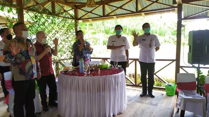 Bupati Sitaro Puji Keindahan Alam dan Kuliner Kabupaten Mitra
