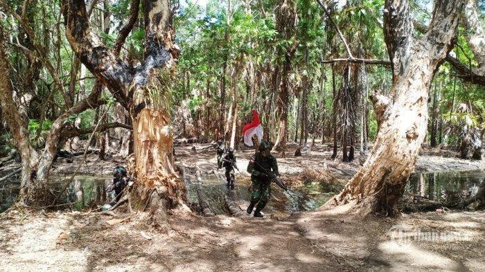 KKB Kembali Berulah di Intan Jaya Papua, Satu Anggota TNI Terembak