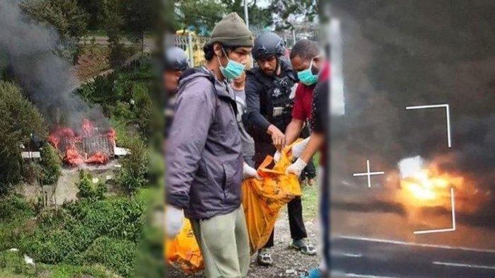 Aksi Brutal KKB dalam Sehari di Ilaga: Bakar Bandara, Tembak Mati Warga hingga 10 Kampung Mengungsi