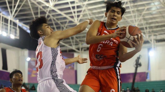 Pesan Fictor Roring ke Tim Basket Sulut di PON XX Papua 2021