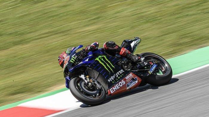Hasil MotoGP Belanda 2021, Tonton Live Streaming Sedang Berlangsung
