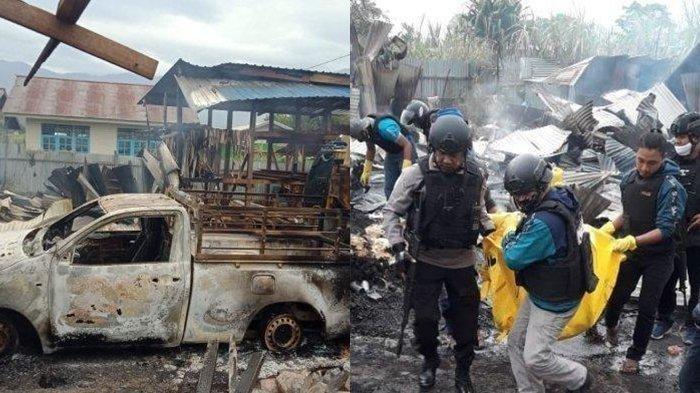 Kronologi Aksi Pembakaran dan Penjarahan di Distrik Dogiyai Papua