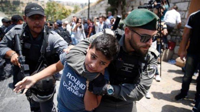 Polisi Israel Tuduh Organisasi Paling Misterius Ini di Balik Bentrok dengan Palestina, Bukan Mossad