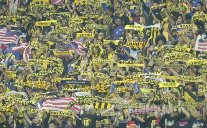 Timnas Indonesia Tak Gentar Hadapi 'Teror' Suporter Malaysia