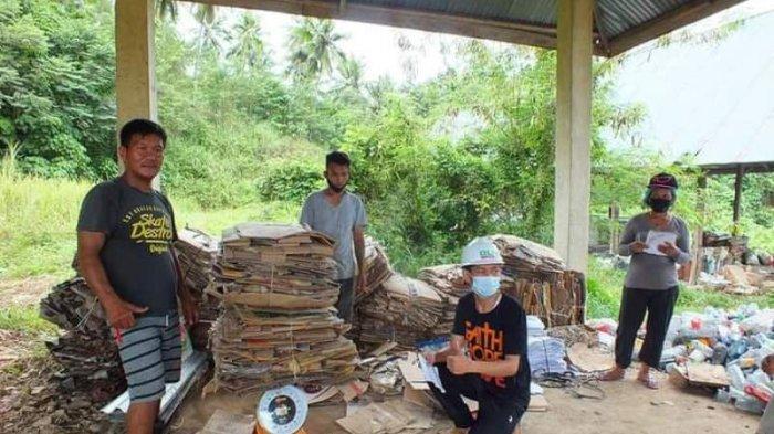 177 Kumtua & Lurah di Minsel Diwajibkan Bentuk Bank Sampah