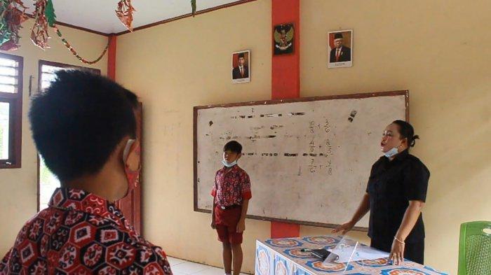 Sejumlah Sekolah di Kepulauan Sitaro Kekurangan Guru