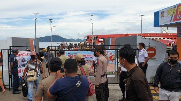 Masuk Kabupaten Sitaro, Pelaku Perjalanan Wajib Isolasi Mandiri 3-10 Hari