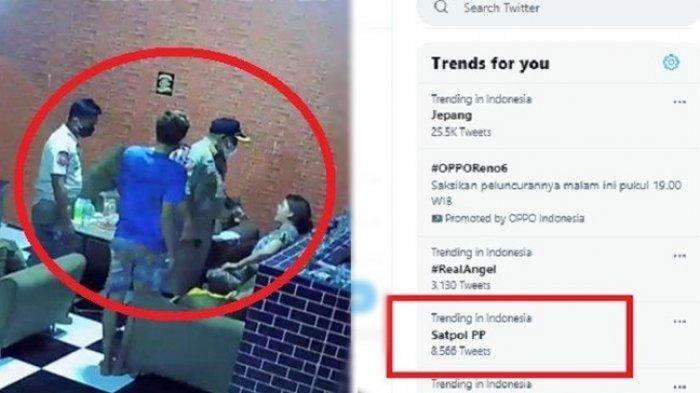 Akun FB Mardani Hamdan Mendadak Diserbu Netizen, Diduga Oknum Satpol PP Gowa yang Pukul Ibu Hamil