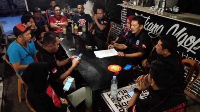 Aldy Setiawan Gobel Kembali Pimpin Persatuan Olahraga Selam Seluruh Indonesia Kabupaten Bolsel
