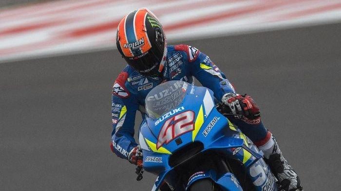 Suzuki Juara 1 MotoGP Amerika 2019