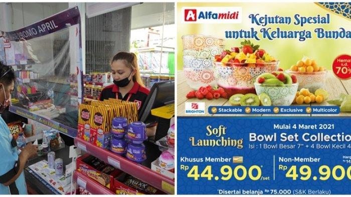 Promo Alfamidi: Bowl Set Collection Hanya Rp44.900per Set, Buruan Beli