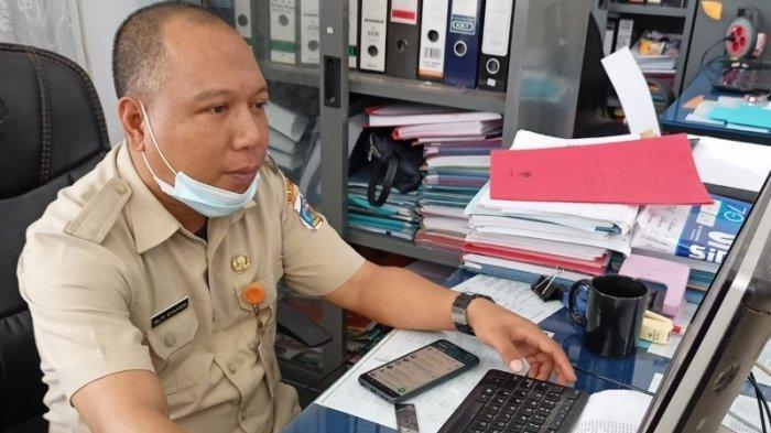 Kasubbid Pengadaan dan Pemberhentian Badan Kepegawaian, Pendidikan dan Pelatihan (BKPP) Kotamobagu, Alfi Syahrin Rustam
