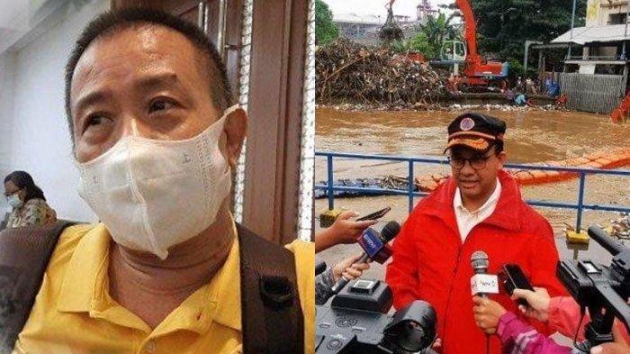 Zaman Ahok Aman, Alfius Kristiono Gugat Anies Baswedan, Rugi Rp 300 Juta Akibat Banjir Januari 2020